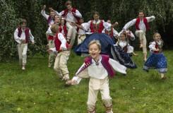 O folklor je mezi dětmi prý stále velký zájem