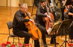 Strhující vír violoncell na Moravském podzimu