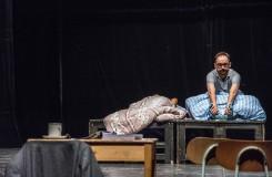 Bohuslav Martinů: Tři přání - zkouška - Josef Škarka (Arthur de Sainte Barbe / Juste) - NDM 2015 (foto Michaela Bobková)