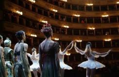 Velké baletní gala z La Scaly zařadila v přímém přenosu i Česká televize