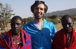 Když jsem tančil v Africe
