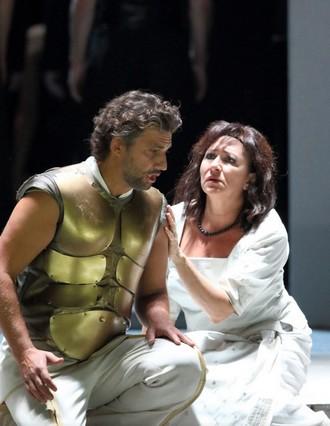 Giuseppe Verdi: Aida - Jonas Kaufmann (Radamès), Krassimira Stoyanova (Aida) - Bayerische Staatsoper Mnichov 2015