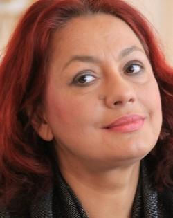 Anda-Louise Bogza (foto Jaromír Matoušek)