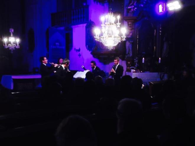 Belfiato Quintet - Lípa Musica 2015 (ilustrační foto archiv Lípa Musica)