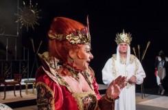 Offenbachův Modrovous v Moravském divadle