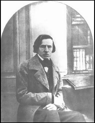 Fryderyk Chopin (1849, foto Louis-Auguste Bisson)