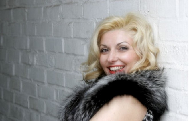 Iordanka Derilova (foto Claudia Heysel)