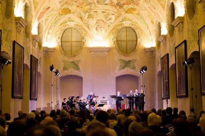 Gradus ad Parnassum - Collegium Marianum - Barokní podvečery 2015 (foto Anna Chlumská)