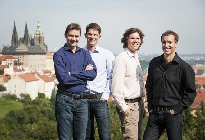 Bennewitzovo kvarteto (foto © Bennewitz Quartet)
