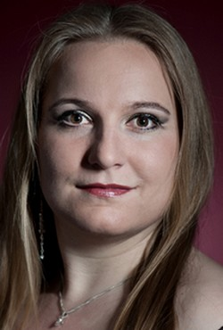 Ivana Veberová (foto DJKT Plzeň)