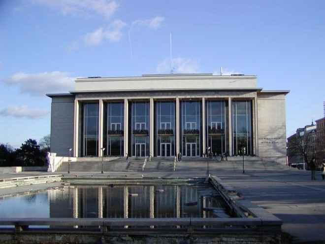 Janáčkovo divadlo Brno