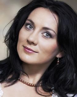 Jana Šrejma Kačírková (foto ND Praha)