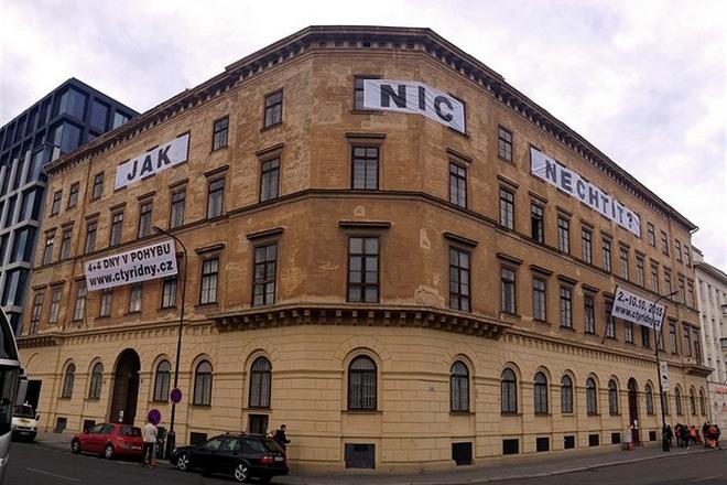 Desfourský palác (foto 4+4 dny / Libor Svoboda)
