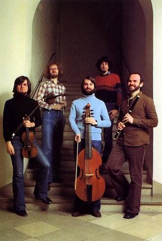 Musica Antiqua Köln (cca 1980)