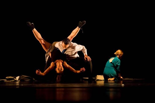 Metafory tance - Pražský komorní balet - Stavovské divadlo 2015 (foto PKB)