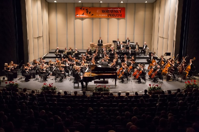 Rotterdamská filharmonie ‒ Moravský podzim 2015 (foto Petr Francán)
