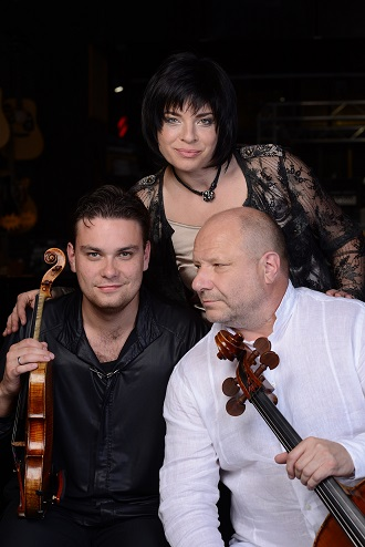 Smetanovo trio (foto archiv ČSKH)