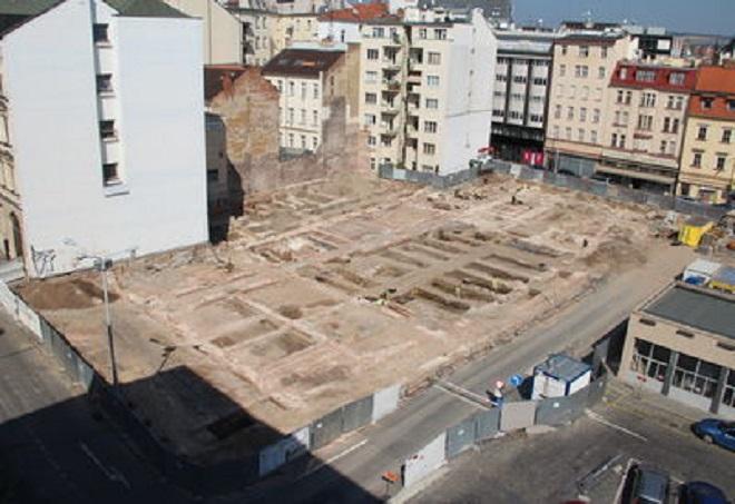 archeologický průzkum (foto ohlzs.cz)