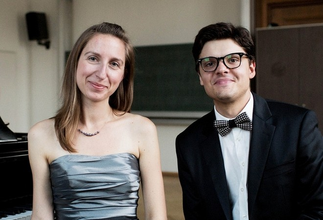 Alina Shalamova & Nikolay Shalamov (foto br.de)