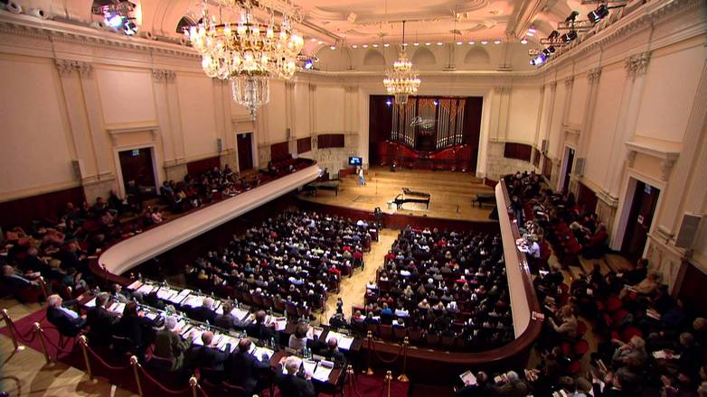 International Chopin Piano Competition (foto YT)