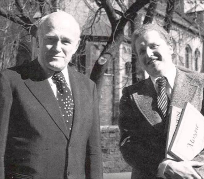 Svjatoslav Richter a Oleg Kagan