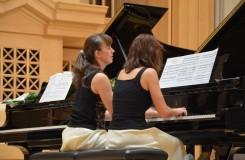 Prokofjev, Ravel a Skrjabin pro čtyři ruce