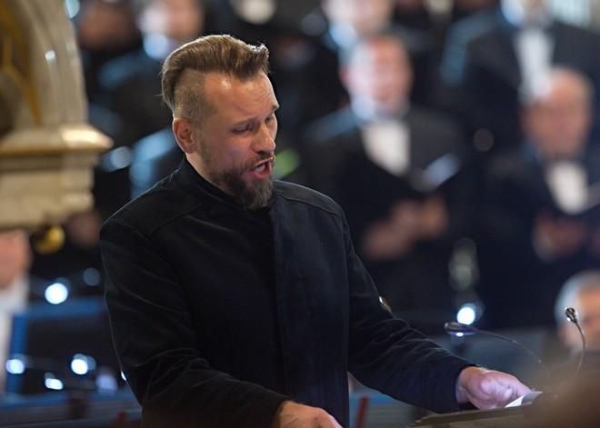 Jiří Přibyl - Podzimní festival duchovní hudby 2015 (foto archiv Musica Viva)