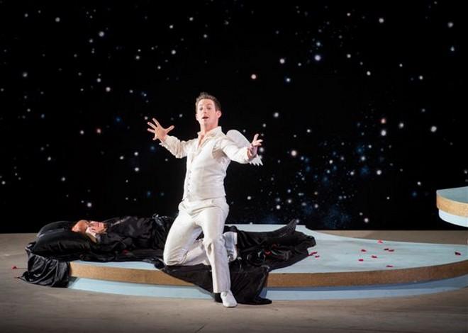 Claudio Monteverdi: L´incoronazione di Poppea - Theater an der Wien 2015 (foto Monika Rittershaus)