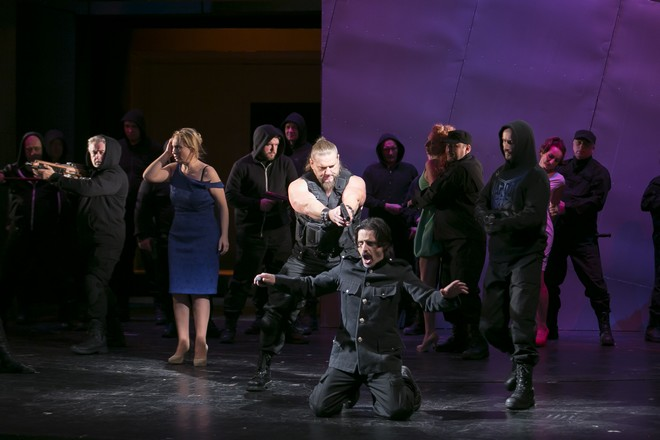 Giuseppe Verdi: Trubadúr - ŠD Košice 2015