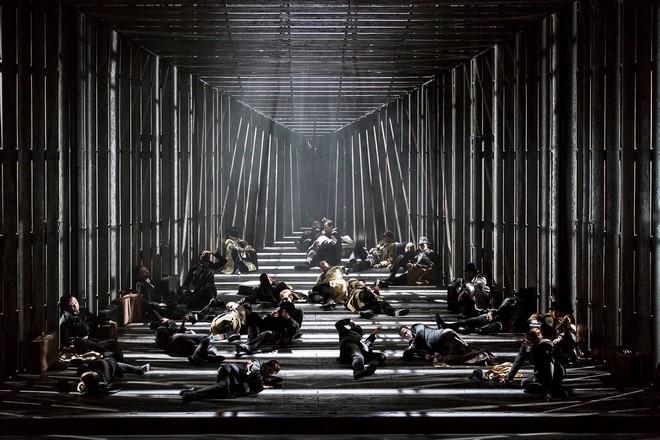 Richard Wagner: Der fliegende Holländer - Theater an der Wien 2015 (foto © Werner Kmetitsch/Theater an der Wien)