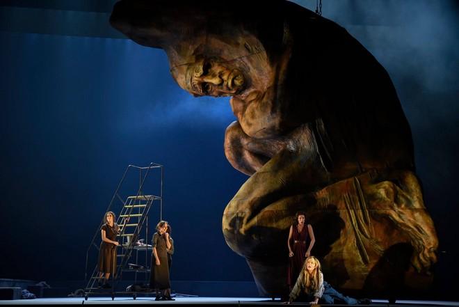 Richard Strauss: Elektra - Opéra de Montréal 2015 (foto FB Opéra de Montréal)