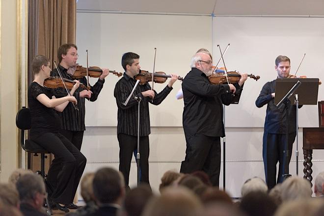 Slovenský komorný orchester (foto © Jan Lukáš)