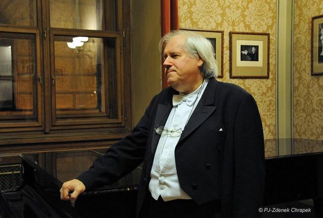 Grigory Sokolov (foto PJ/Zdeněk Chrapek)