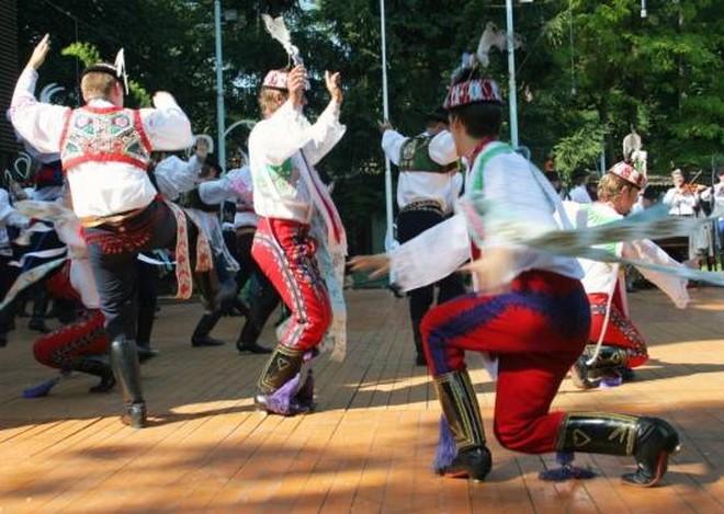 slovácký tanec verbuňk (foto archiv)