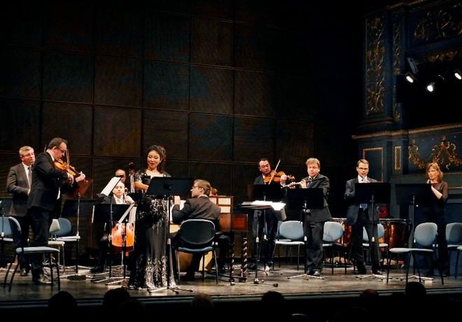 Hommage à Jan Dismas Zelenka - Stavovské divadlo Praha 2015 (foto Pavel Horník)