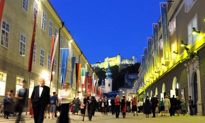 Salzburger Festspiele (foto APA/Barbara Gindl)