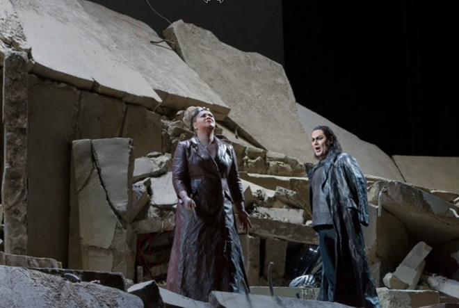 Giuseppe Verdi: Attila - Met New York 2010 (foto Ken Howard/Metropolitan Opera)