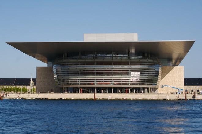 Copenhagen Opera House (foto archiv autora)