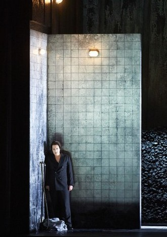 Richard Strauss: Elektra - Nina Stemme (Elektra) - Wiener Staatsoper 2015 (foto Wiener Staatsoper)