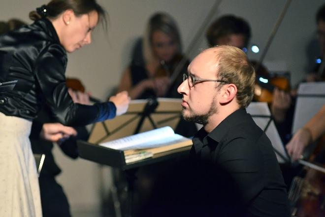 Ensemble Opera Diversa - Jan Šťáva - Dům umění města Brna 2015 (foto Opera Diversa)