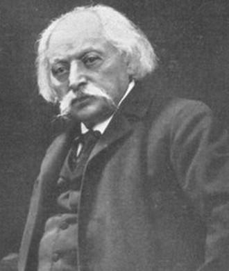 Karl Goldmark (foto József Kossak)