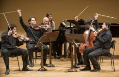 Heroldovo kvarteto v Českém spolku pro komorní hudbu
