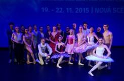 Mezinárodní baletní soutěž v Plzni zakončil galavečer
