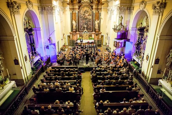 Zahajovací koncert - 17.9.2015 - Lípa Musica 2015 (foto Lukáš Pelech Atelier)
