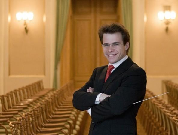 Jakub Hrůša (foto archiv umělce)