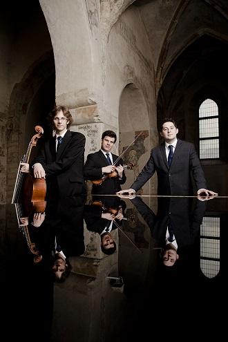 Lobkowicz Trio (foto archiv Lukáše Klánského)