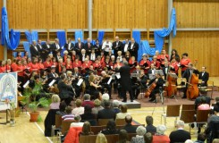 Čtrnáctý ročník sborového zpívání na jihu Čech