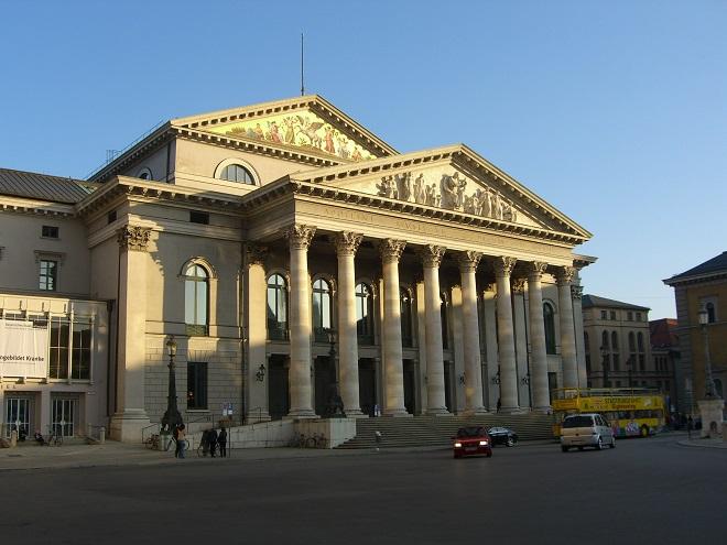 Nationaltheater Mnichov (foto archiv)