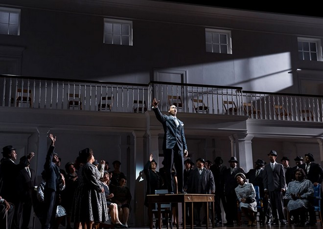 Philip Glass: Appomattox - Washington National Opera 2015 (foto The Kennedy Center)