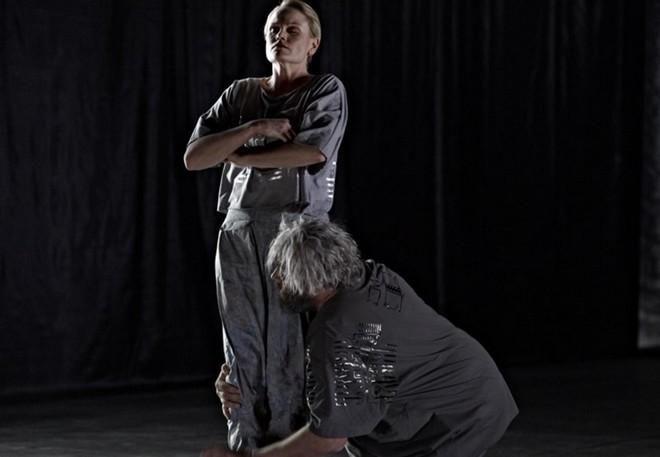 Ludwig van Beethoven - Rebecca von Lipinski (Leonore), Michael König (Florestan) - Oper Stuttgart 2015 (foto Oper Stuttgart)